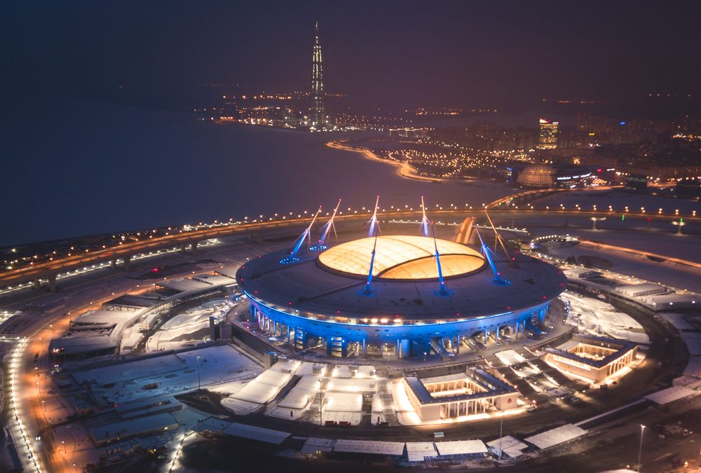 Zenit St. Petersburg Football Club: A Brief History