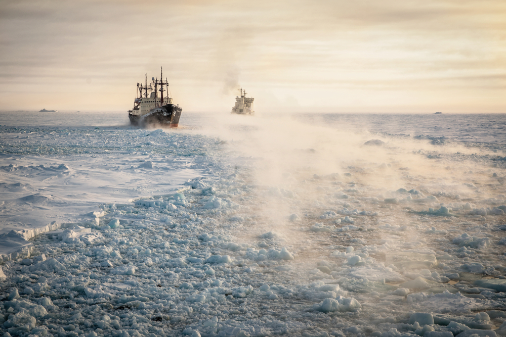 International UNCLOS Regulations: Shipping in the Northern Sea Route