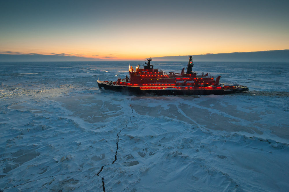 Russia and Canada Set to Collaborate on Arctic Shipping
